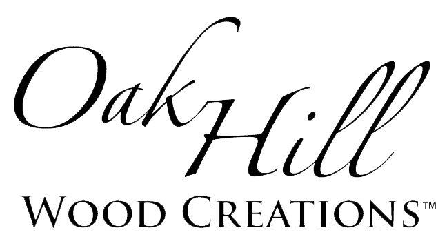 Oak Hill Wood Creations Logo